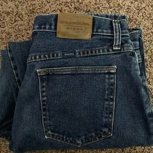 Wrangler Blues Jeans. Size 14 by 30s